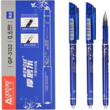 """Ручка """"пише-стирає"""" 3132 синя"""