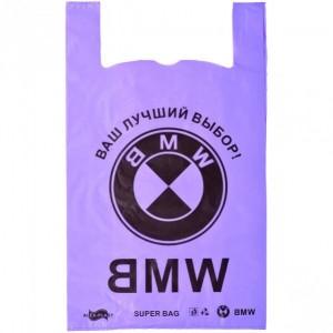 Пакет поліетиленовий BMW №600 середній