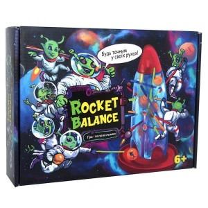 Настольная игра 30407 (укр) Rocket Balance, в коробке 24,7-18,2-5,5 см