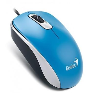 IT/mouse GENIUS DX-110 USB,Blue