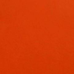 Фетр жесткий оранжевый 21*30см
