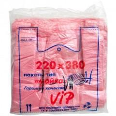 Пакет поліетиленовий майка №1