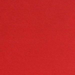 Фетр мягкий, красный, 21*30см