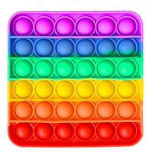Антистресс POP IT  игрушка силиконовая квадрат