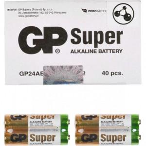Батарейка GP ААА, R3 (мини-пальчик)  Alkaline mini