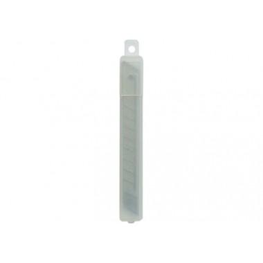 Лезвия сменные Economix к ножам 9 мм, 10 шт. E40517