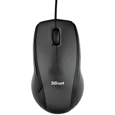 IT/mouse TRUST Carve usb opt mouse Black