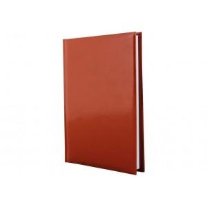 Щоденник недатований, FLASH, коричневий, А5, клітинка