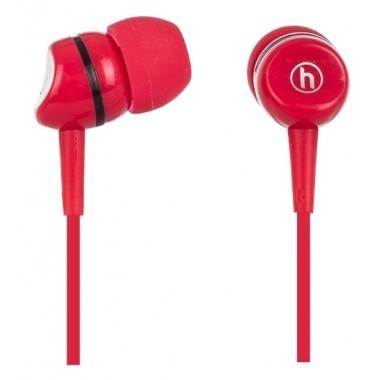 Навушники HAPOLLO EP-2020 Red