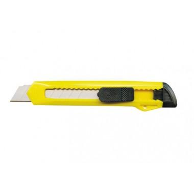 Нож канцелярский 18 мм Format, пластиковый. корпус F40511