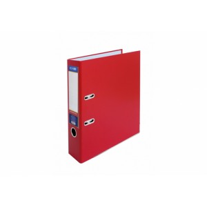 Папка-регистратор А4 Economix, 70 мм, красная