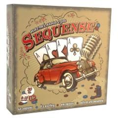 Настільна гра 30361 (укр) Sequense, в коробці 30-30-7,5см