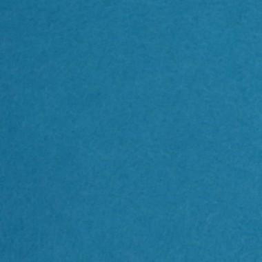 Фетр жесткий, голубой, 21*30см