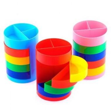 Подставка пластиковая для ручек №168 13 х 9 см
