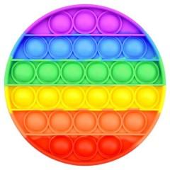 Антистресс POP IT  игрушка силиконовая круг