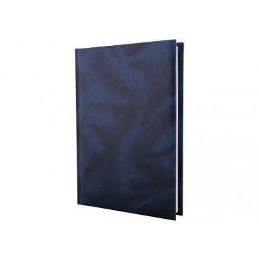 Щоденник датований, OFFICE, синій, А5 E21607-02