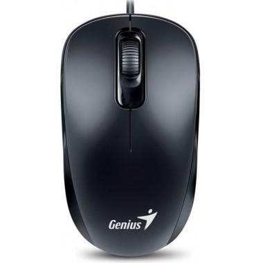 IT/mouse GENIUS DX-110 USB, Black