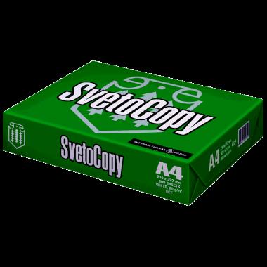 Бумага офисная А4 Sveto Copy 500 листов 80 г/м2