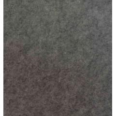 Фетр жесткий серый меландж 21*30см