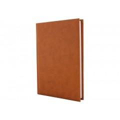 Щоденник недатований А5, ALGORA, коричневий