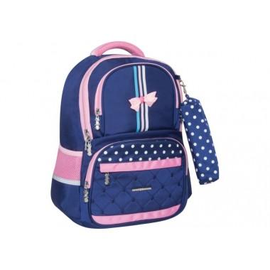 """Рюкзак шкільний """"Bow"""" 15 """", 400 CF86574-01"""