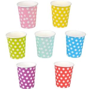 Набор стаканов Горошек 10 штук