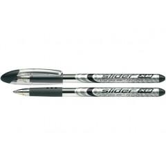 Ручка масляная SCHNEIDER SLIDER (толщина XB-толстая), пишет черным
