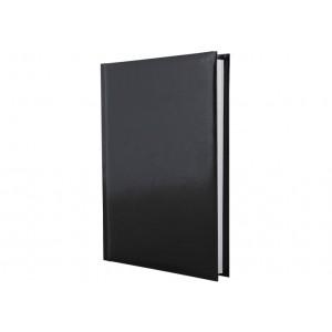 Ежедневник недатированный, FLASH, черный, А5, клетка E22003-01