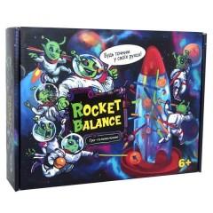 Настільна гра 30407 (укр) Rocket Balance, в коробці 24,7-18,2-5,5 см