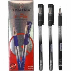 """Ручка """"I Pen"""" RADIUS с принтом, черная"""