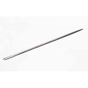 Игла для прошивки прямая 7,5 см