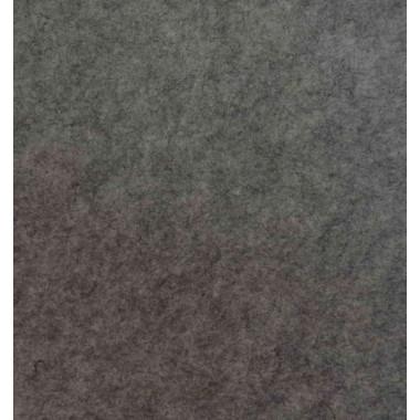 Фетр жесткий, серый меландж, 21*30см