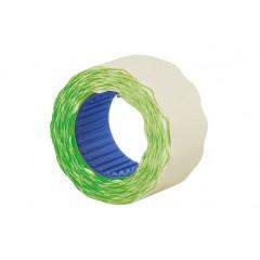 Етикетки-цінники фігурні Economix 26х12 мм зелені (500 шт./рул.), E21304-04