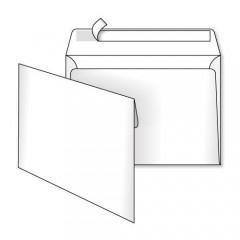 Конверт 229*162, белый, СКЛ, 0 0, кл. прямой