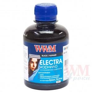 Чорнило WWM ELECTRA для Epson 200г Black водорозчинне (EU/B)