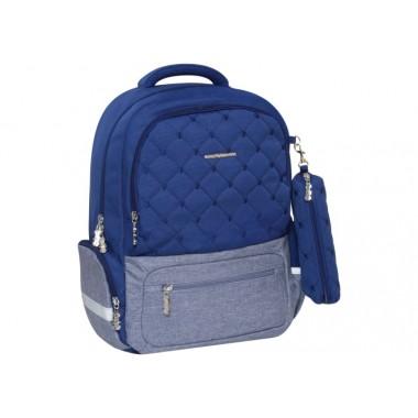 """Рюкзак шкільний """"Quilt"""" 16 """", 400 CF86562-01"""