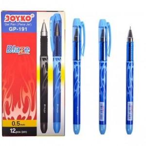 Ручка гелевая GP-191 JOYKO, синяя