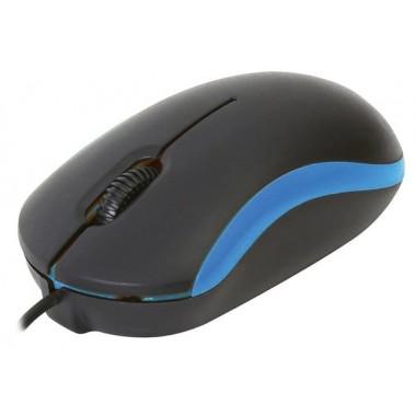 IT/mouse OMEGA OM-07 3D optical blue