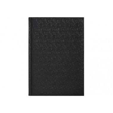 Дневник датированный, SULTAN, черный, А5 E21817-01