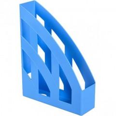 Лоток вертикальный 01 синий 25*32*7см