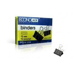 Биндеры для бумаги 51 мм Economix, 12 шт.