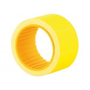 Этикетки-ценники 30х20 мм Economix, 200 шт / рул., Желтые E21308-05