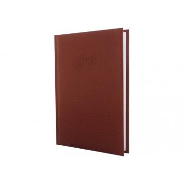 Щоденник датований, SAHARA, коричневий, А5 E21696-07