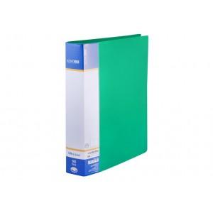 Папка А4 с 100 файлами Economix, ассорти E30610