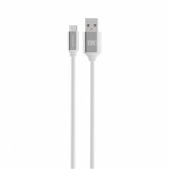 кабель передачи данных Earldom micro-usb, серебро