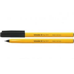Ручка шариковая SCHNEIDER TOPS 505 F 0,5 мм. Корпус оранжевый, пишет черным