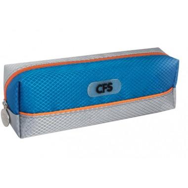 """Пенал м'який """"Sport"""", синій, прямокутний CF86641-01"""