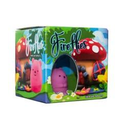 Набор для творчества Ночничек 30412 (укр) Fireflies - мишка, в коробке 11,5-11,3-11,5 см
