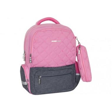 """Рюкзак шкільний """"Quilt"""" 16 """", 400 CF86562-02"""