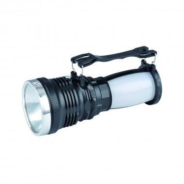 Ліхтарик на акумуляторі заряка (мережа сонце) YJ-2892T Solar